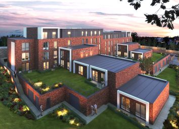 Thumbnail 1 bed flat for sale in 35 Stonegate Road, Meanwood, Leeds