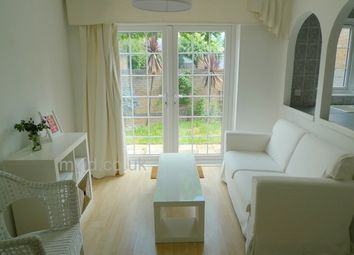 Thumbnail 1 bed semi-detached house to rent in Hull Close, Canada Water, London