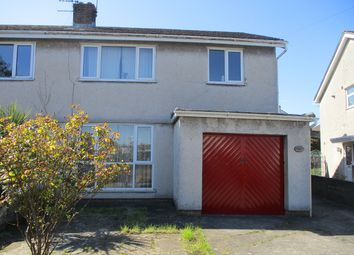 Thumbnail 4 bed semi-detached house for sale in Heol Fair, Porthcawl