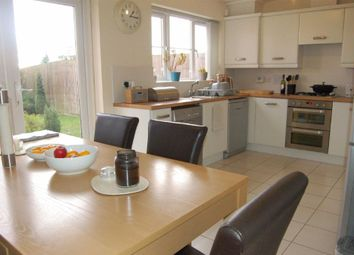 Thumbnail 4 bed town house to rent in Gadwall Croft, Newcastle-Under-Lyme