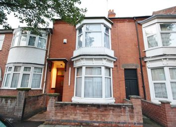 Thumbnail 6 bed terraced house to rent in Harrow Road, Leicester