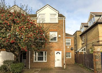Thumbnail 5 bed property for sale in Disraeli Road, London