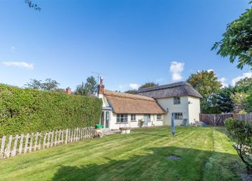 Thumbnail 4 bed cottage for sale in Lodge Road, Whistley Green, Hurst, Reading