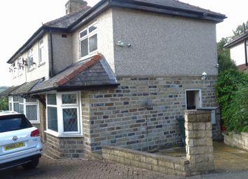Thumbnail 5 bedroom semi-detached house for sale in St. Leonards Road, Bradford