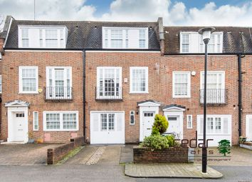 Thumbnail 4 bed mews house to rent in Marston Close, London