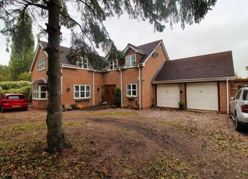 Thumbnail 5 bed detached house for sale in Park Lodge, Greenwood Vale, Hucknall