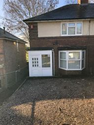 Thumbnail 3 bed semi-detached house to rent in Woodhouse Road, Quinton, Birmingham