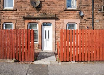 Thumbnail 2 bed flat for sale in Lockerbie Road, Dumfries