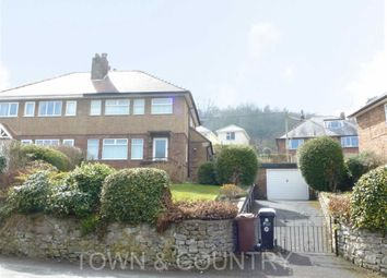 Thumbnail 3 bed semi-detached house to rent in Old Chester Road, Holywell, Flintshire