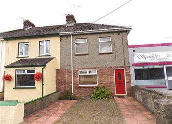 Thumbnail 2 bed terraced house to rent in City Road, Haverfordwest