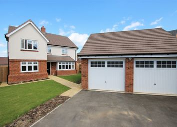 Thumbnail 5 bed detached house for sale in Yalden Close, Wokingham, Berkshire