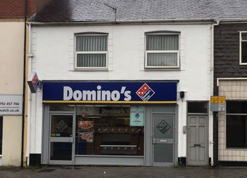 Thumbnail Restaurant/cafe for sale in West Street, Gorseinon, Swansea