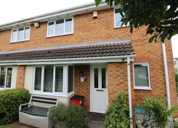 Thumbnail 2 bed semi-detached house for sale in Orchard Way, Measham, Swadlincote