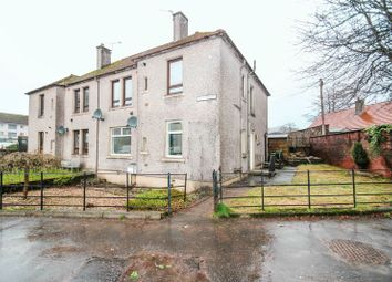 Thumbnail 2 bed flat for sale in Main Street, Tullibody, Alloa
