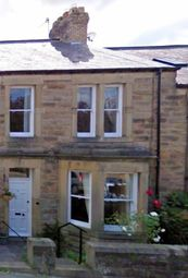 Thumbnail 3 bed terraced house to rent in High Burswell, Hexham