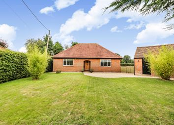 Jenkins Lane, St. Leonards, Tring HP23. 4 bed detached bungalow