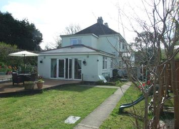 Thumbnail 4 bedroom semi-detached house for sale in Plymouth, Devon