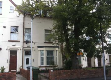 Thumbnail 1 bed flat to rent in Clarendon Road, Wallasey, Wirral