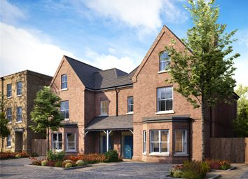 Thumbnail 5 bed semi-detached house for sale in Richmond Chase, Church Road, Richmond