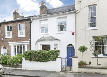 Thumbnail 3 bed terraced house to rent in Lillian Road, Barnes, London
