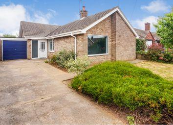 Thumbnail 3 bed detached bungalow for sale in Lagonda Close, Bracebridge Heath