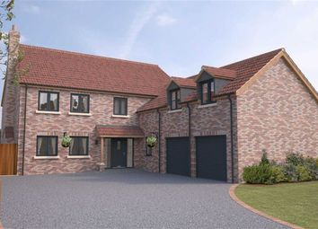 Thumbnail 4 bedroom property for sale in Wickenby, Lincoln