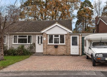 Thumbnail 2 bed semi-detached bungalow for sale in Pensford Close, Crowthorne, Berkshire