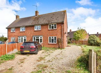 Thumbnail 3 bed semi-detached house for sale in The Elms, Hindringham, Fakenham