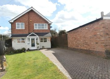 Thumbnail 3 bed detached house for sale in Pear Tree Close, Shirley, Solihull