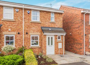Thumbnail 2 bedroom end terrace house for sale in Densham Drive, Stockton-On-Tees