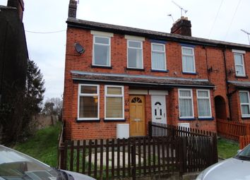 Thumbnail 2 bed semi-detached house to rent in Bostock Road, Ipswich
