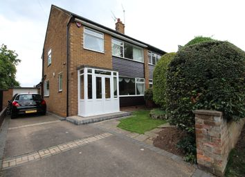 Thumbnail 3 bed semi-detached house for sale in St. Wilfrids Road, Bessacarr, Doncaster