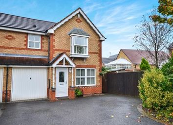 Thumbnail 3 bed semi-detached house for sale in Highland Drive, Sutton In Ashfield, Nottinghamshire, Notts