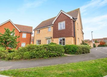 Thumbnail 4 bed detached house for sale in Belfry Drive, Hoo, Rochester