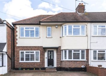 4 bed end terrace house for sale in Barnstaple Road, Ruislip, Middlesex HA4