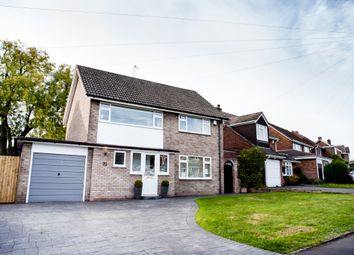 Thumbnail 4 bed detached house for sale in Ley Hill Road, Four Oaks, Sutton Coldfield