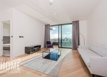 Thumbnail 1 bed flat for sale in Wood Crescent, Television Centre, Wood Lane