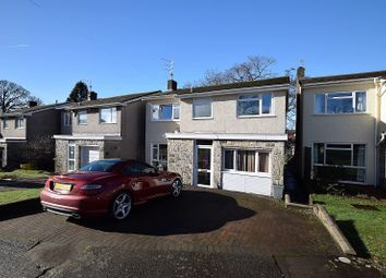 Thumbnail 4 bed detached house for sale in Clos Brynderi, Rhiwbina, Cardiff.