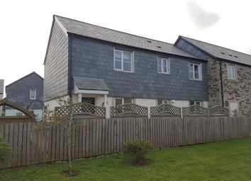 Thumbnail 2 bed flat for sale in Camelford, Cornwall