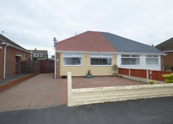 Thumbnail 2 bed semi-detached bungalow for sale in Halifax Crescent, Thornton, Liverpool