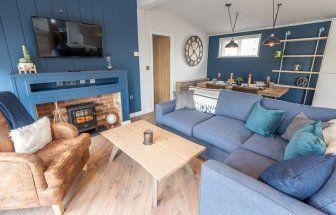 2 bed lodge for sale in Longstone Road, St Mabyn, Bodmin PL30