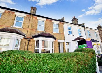 Thumbnail 3 bed terraced house for sale in Churchill Road, South Croydon, Surrey
