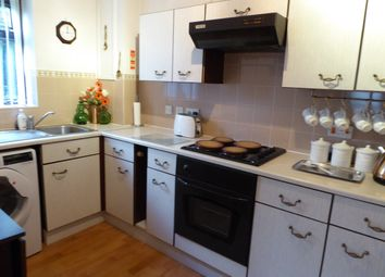 Thumbnail 1 bed flat for sale in Manor House Close, Birmingham