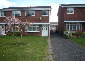 Thumbnail 3 bed semi-detached house for sale in Arleston, Telford