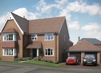 """Thumbnail 5 bedroom property for sale in """"The Wordsworth"""" at Brook Close, Storrington, Pulborough"""
