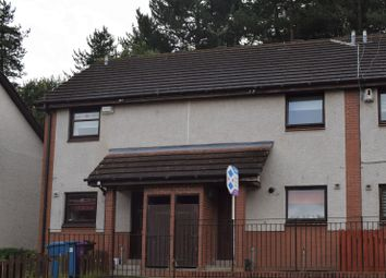 Thumbnail 2 bed terraced house for sale in 125B Dormanside Road, Pollok