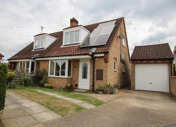 Thumbnail 3 bed semi-detached house for sale in Bell Gardens, Haddenham, Ely