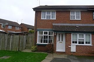 Thumbnail 3 bed property to rent in Eldridge Close, Pendeford, Wolverhampton