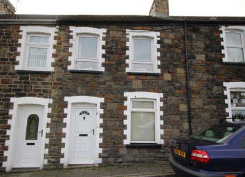 Thumbnail 2 bed terraced house for sale in Torlais Street, Newbridge, Newport