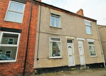 Thumbnail 2 bedroom terraced house for sale in George Street, Mansfield Woodhouse, Mansfield, Nottinghamshire